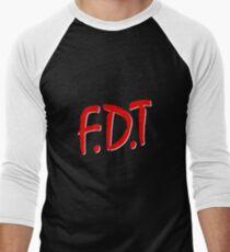 FDT Men's Baseball ¾ T-Shirt
