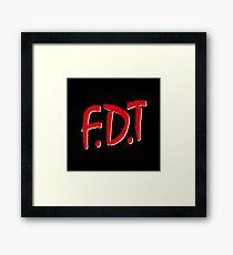 FDT Framed Print