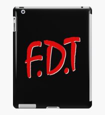 FDT iPad Case/Skin