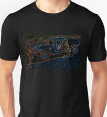 U. N. Flat Tire Patrol T-Shirt