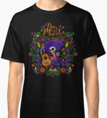 Camiseta clásica DIA DE LOS MUERTOS