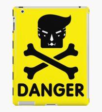 The Dangers of Donald Trump version2 iPad Case/Skin