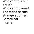 Who controls our brain?  by 18-prozent