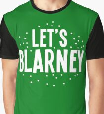 Let's BLARNEY Graphic T-Shirt