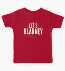 Let's BLARNEY Kids Tee
