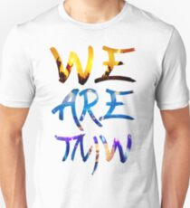 TOMORROWLAND ARTWORK : WE ARE TOMORROW Unisex T-Shirt