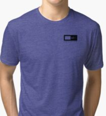 Love Smile Cry Laugh Logo Abstract Tri-blend T-Shirt