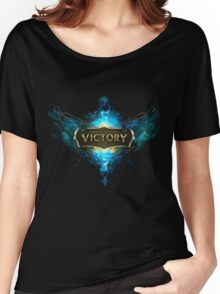 League of Legends victory Women's Relaxed Fit T-Shirt