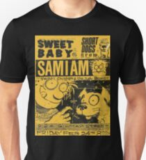 samiam 924 gilman street hardcore punk show flyer Unisex T-Shirt