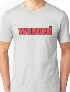 Wasted - GTA San Andreas Unisex T-Shirt