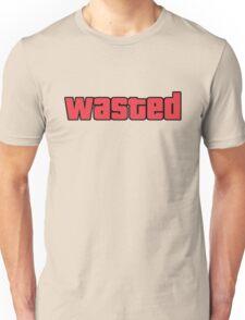 Wasted - GTA San Andreas Unisex T-Shirt