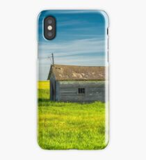 The Prairies iPhone Case/Skin