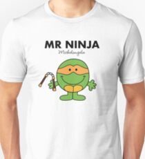 Mr Ninja Unisex T-Shirt