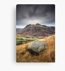 Side Pike View Canvas Print