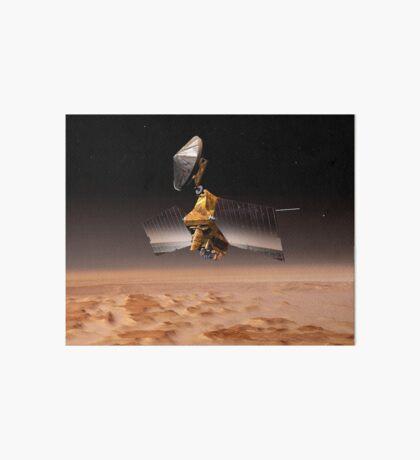 Mars Reconnaissance Orbiter passiert den Planeten Mars. Galeriedruck
