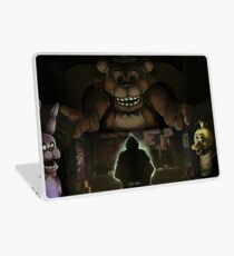Five Night's at Freddy's Laptop Skin