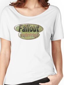 Fallout Equestria Logo Women's Relaxed Fit T-Shirt
