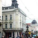 Street of Knez Mihailo Belgrade by Ana Belaj