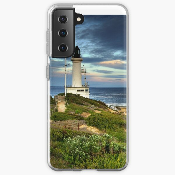 Point Lonsdale Lighthouse Samsung Galaxy Soft Case
