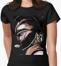 Achilles Womens Fitted T-Shirt