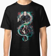 Spirited Graffiti Classic T-Shirt