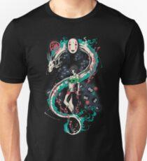 Spirited Graffiti Unisex T-Shirt