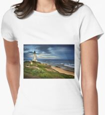 Point Lonsdale Lighthouse Women's Fitted T-Shirt