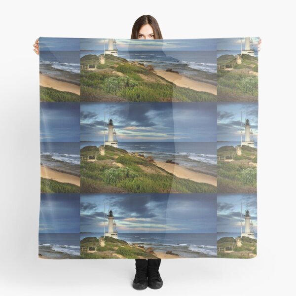 Point Lonsdale Lighthouse Scarf
