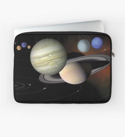 Sonnensystem Laptoptasche