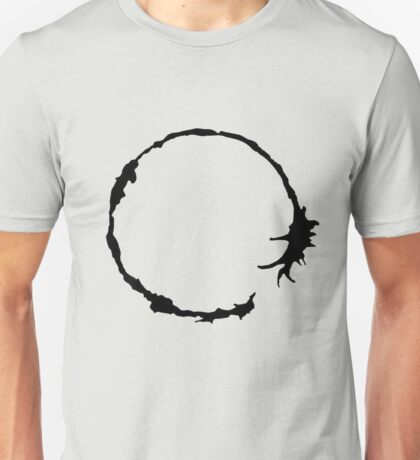 Arrival symbol Unisex T-Shirt