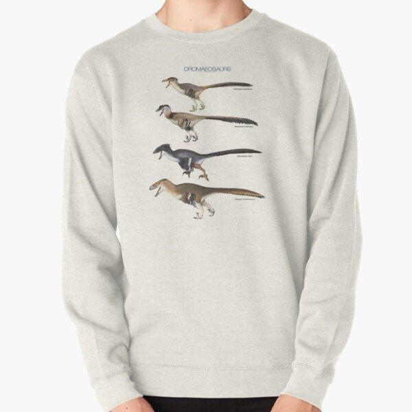 Dromaeosaurs Pullover Sweatshirt