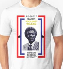 Re-Elect Mayor Goldie Wililson T-Shirt