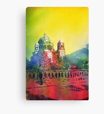 Berlin Cathedral- Germany Canvas Print