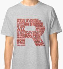 Team Rocket R Typography Classic T-Shirt