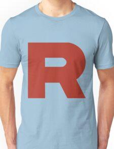 Team Rocket R Unisex T-Shirt