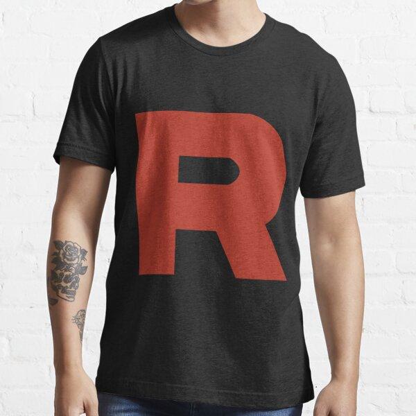 Team Rocket R Essential T-Shirt