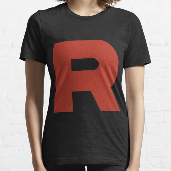 Equipo Rocket R Camiseta esencial