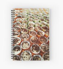 cute rainbow Spiral Notebook