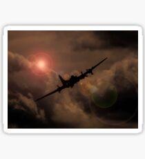 USAF B-17 Flying Fortress Sticker