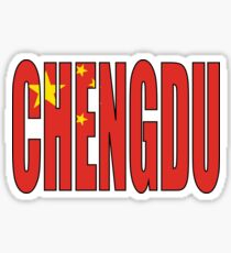 Chengdu Sticker