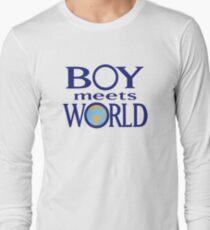 Boy meets world Long Sleeve T-Shirt