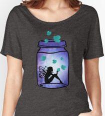 Magical Fairy Jar Women's Relaxed Fit T-Shirt