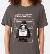Mugshot Slim Fit T-Shirt