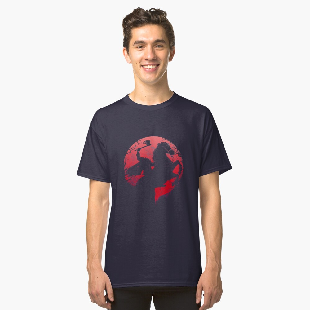 Kopfloser Reiter Classic T-Shirt