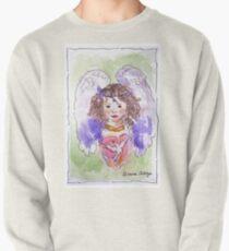 Angel of Peace Pullover Sweatshirt