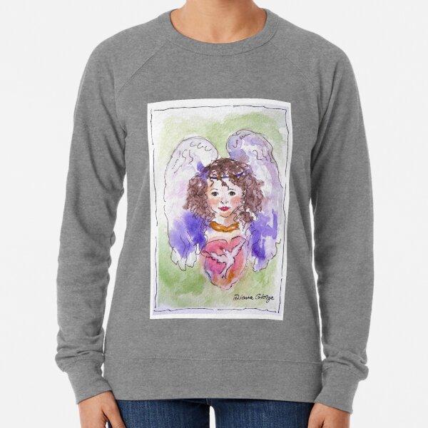 Angel of Peace Lightweight Sweatshirt
