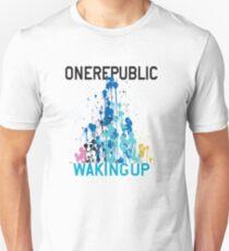 Waking Up Deluxe Unisex T-Shirt