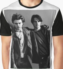 River & Keanu Graphic T-Shirt