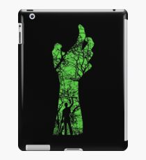 EVIL DEAD - HAND'S UP iPad Case/Skin