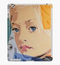 Blue Eyed Girl iPad Case/Skin